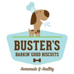 Buste's Barkin Good Biscuits
