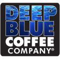 Deep Blue Coffee Company Logo