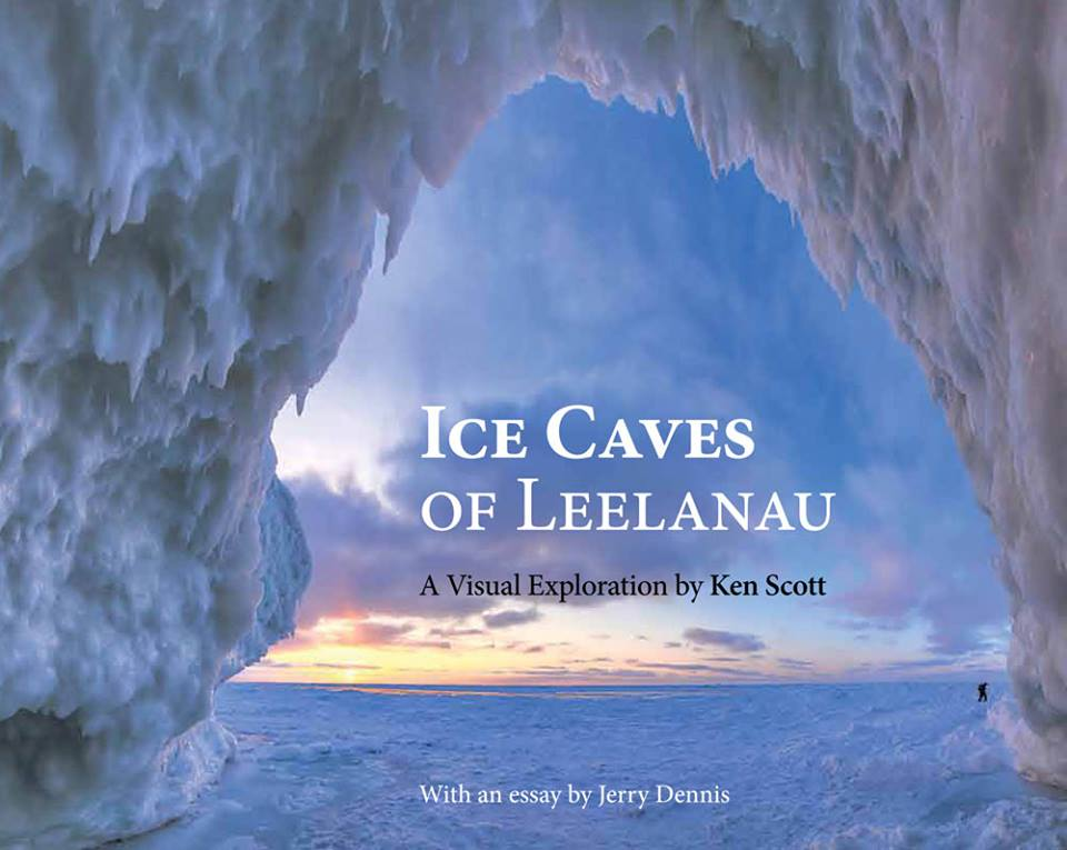 Ice Caves of Leelanau: A Visual Exploration by Ken Scott