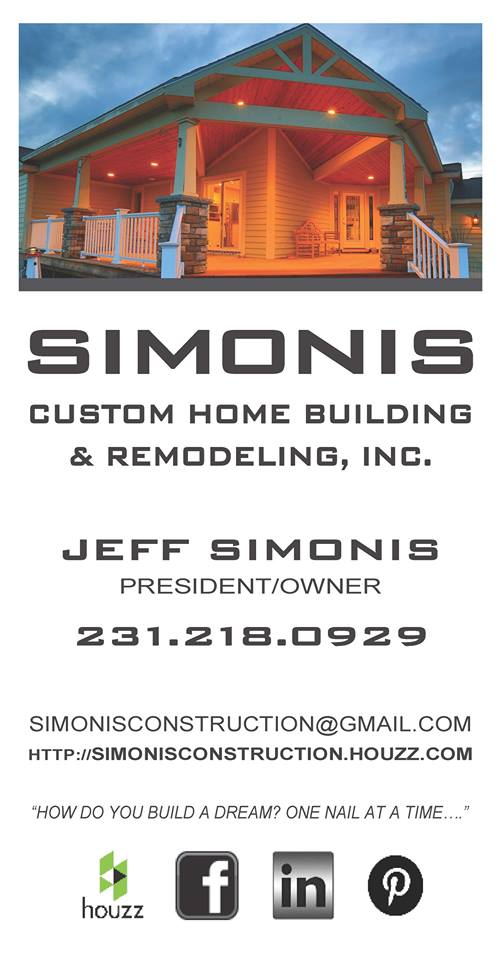 Simonis Custom Home Building & Remodeling, Inc.
