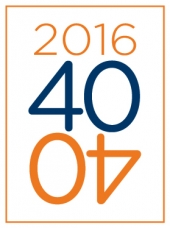 Send In Your 40Under40 Nominees!