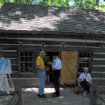 June 26, 2016, Log Cabin Day on Old Mission Peninsula.