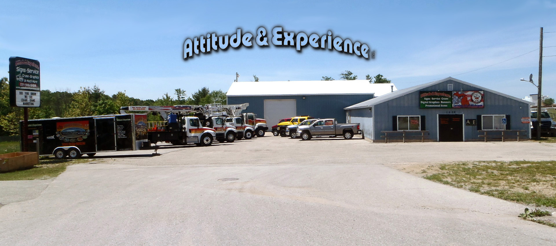 Attitude and Experience Inc