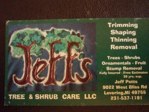 Jeff's Tree and Shrub Care